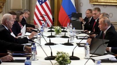 В Госдуме прокомментировали слова Байдена о договорённостях по Украине