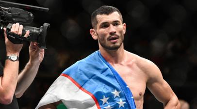 Боец UFC поддержал идею проводить перед боем два взвешивания