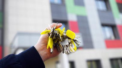 В Москве на 44% выросли продажи жилья на первичном рынке в 2021 году