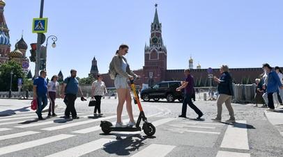 В целях повышения безопасности: в России предлагают ввести новые ограничения на использование электросамокатов