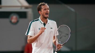 Медведев заявил, что очень доволен своим выступлением на турнире ATP на Майорке
