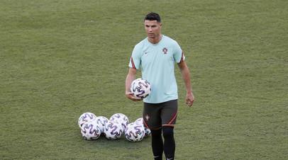 Футболист сборной Бельгии Алдервейрелд: Португалии повезло иметь в составе Роналду