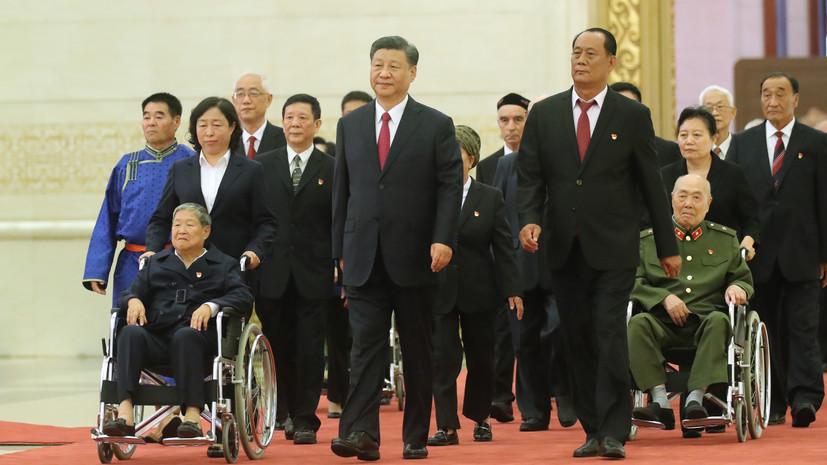 Си Цзиньпин рассказал о планах развития войск КНР