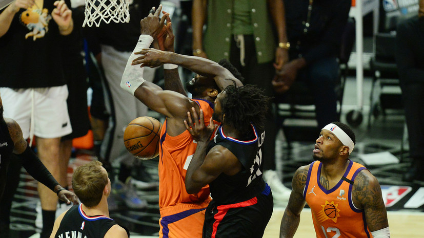 «Финикс» победил «Клипперс» и вышел в финал плей-офф НБА