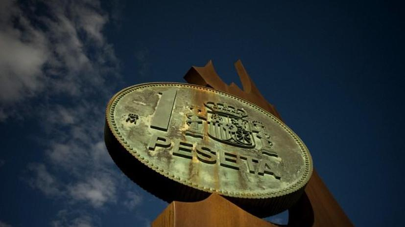 В Испании завершился обмен песет на евро