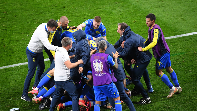 Усик заявил, что Украина победит Англию в четвертьфинале Евро-2020