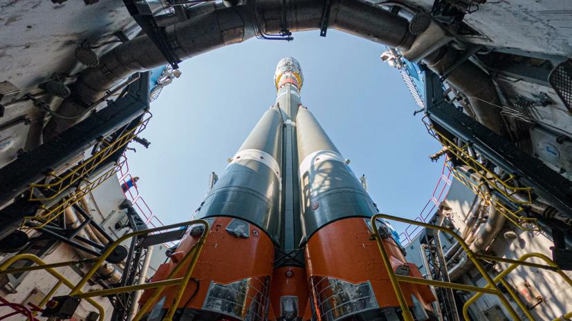Запущенные с космодрома Восточный спутники OneWeb выведены на орбиту