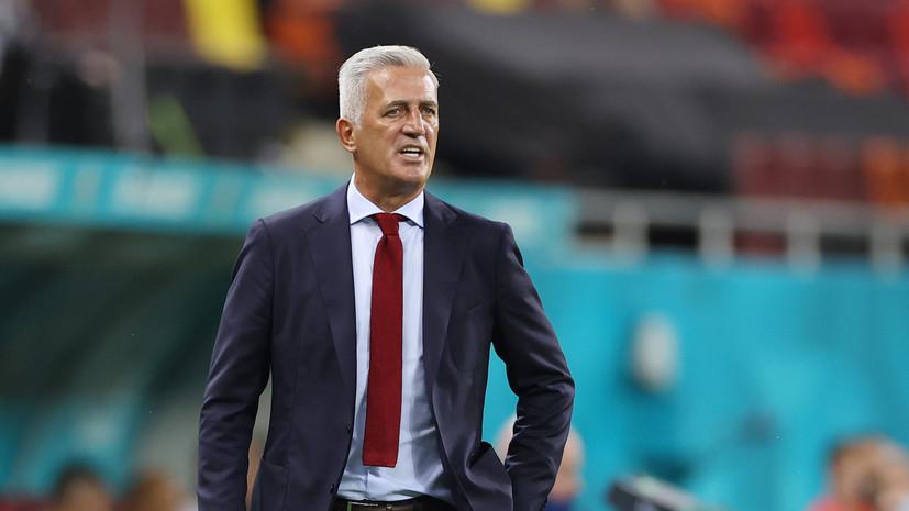 Петкович: Швейцарии нужно быть голодной и агрессивной в матче Евро-2020 с Испанией