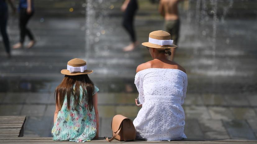 В ХМАО синоптики обещают наступление тропической жары