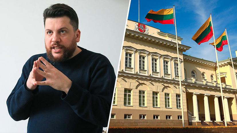 «Цифровая утка» Леонида Волкова: как собирающий донаты глава штабов Навального живёт в Вильнюсе