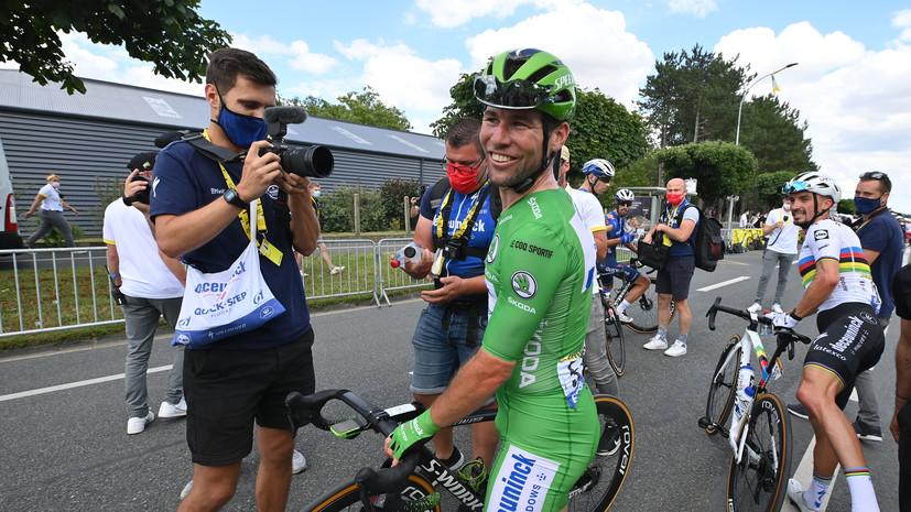 Кавендиш победил на шестом этапе «Тур де Франс»