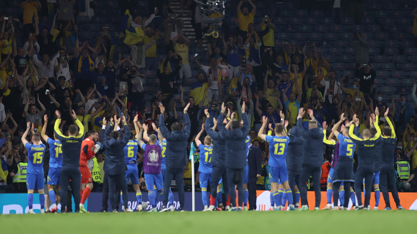 Энрике считает, что Украина способна выиграть Евро-2020