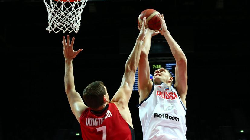 Баскетболист Мозгов — о невыходе сборной на ОИ: боролись до последней секунды