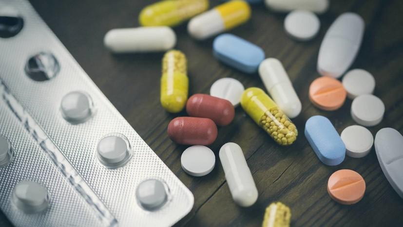 Кабмин продлил упрощённый порядок маркировки лекарств до февраля 2022 года