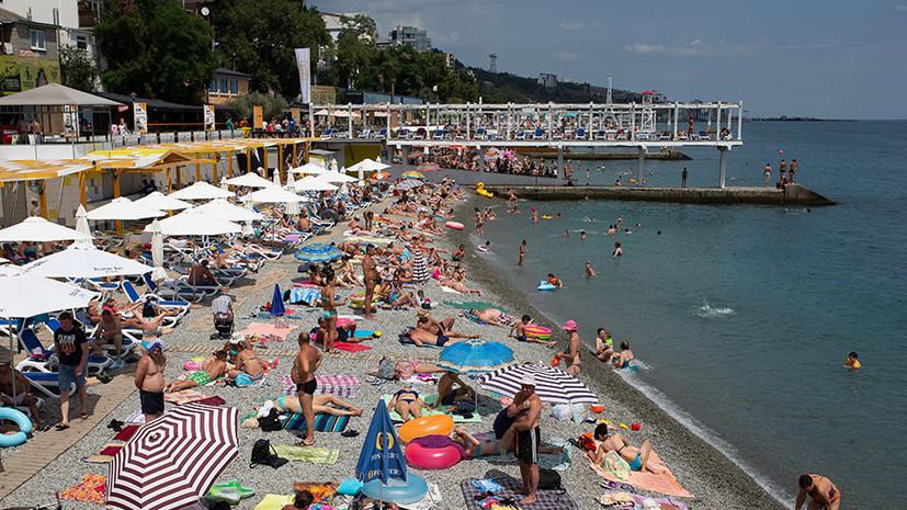 В Ялте рассказали о планах по открытию пляжей