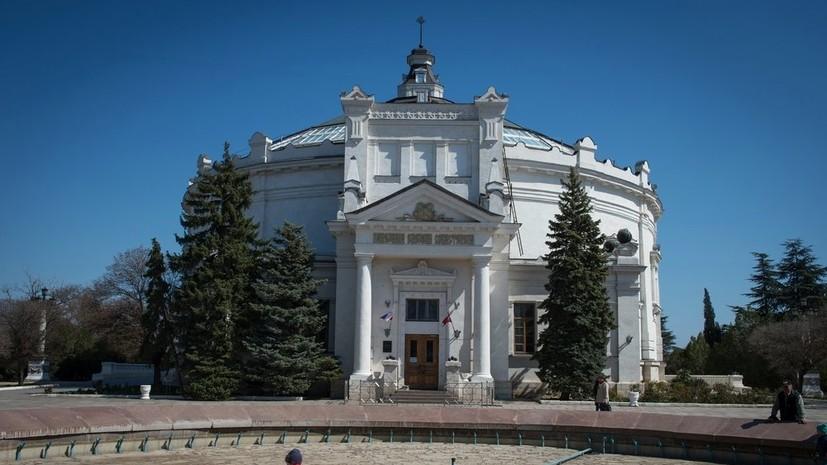 В Севастополе пройдёт выставка картин Айвазовского