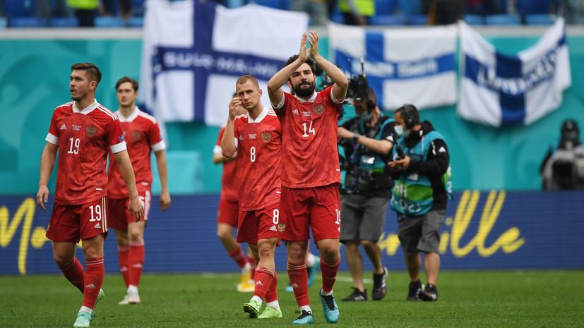 Губерниев считает, что Черчесов должен был встать на защиту футболистов сборной России на техкоме РФС