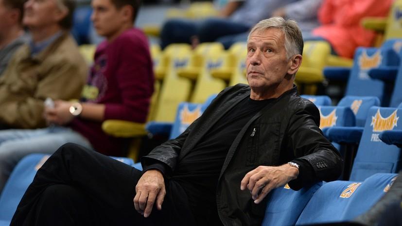 Елевич высказался о причинах неудачного выступления российских баскетболистов в отборе на ОИ