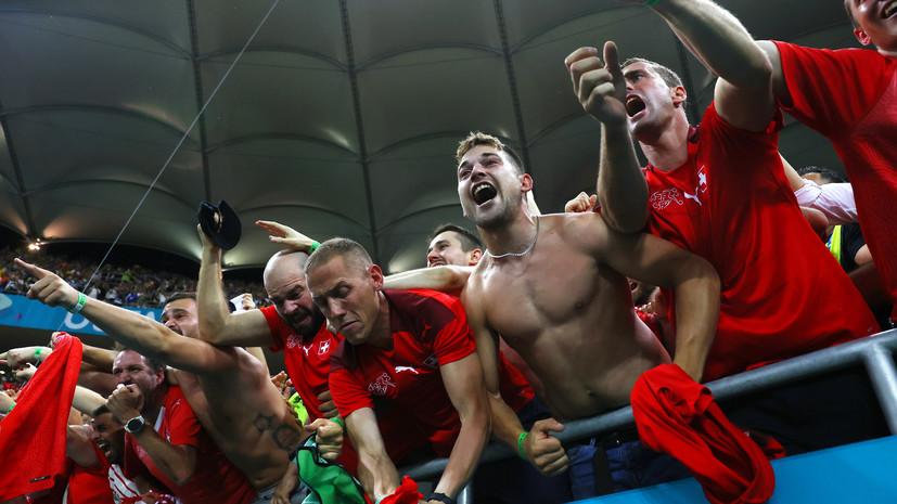Министр здравоохранения Швейцарии призвал болельщиков не ехать в Петербург на Евро