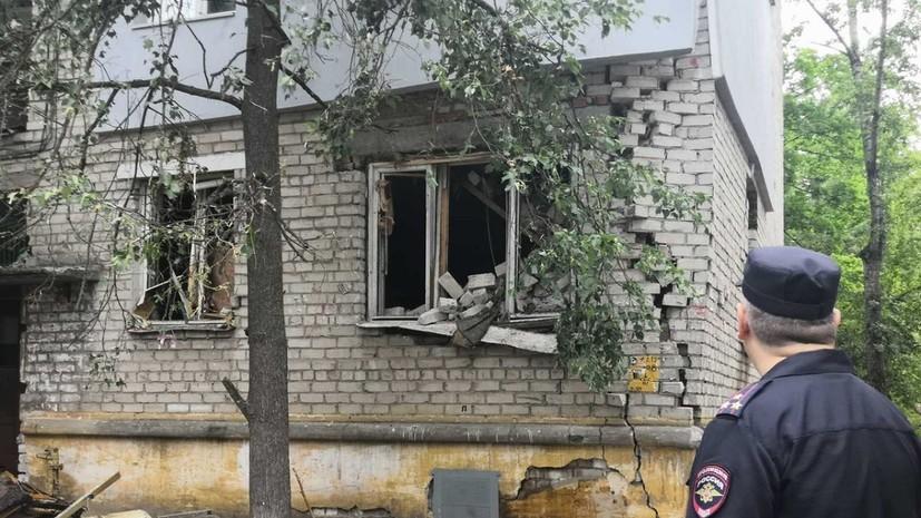 Прокуратура начала проверку после взрыва газа в Нижнем Новгороде