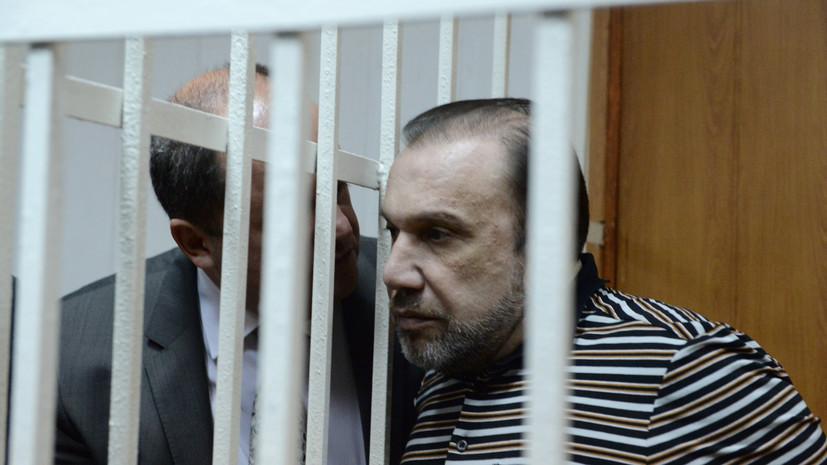 В ОНК рассказали о состоянии задержанного накануне бизнесмена Виктора Батурина