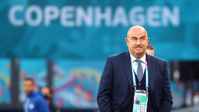 Петреску назвал Черчесова хорошим тренером для сборной России