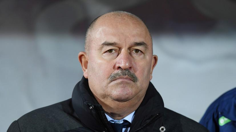 Черчесов высказался о психологическом состоянии футболистов сборной России