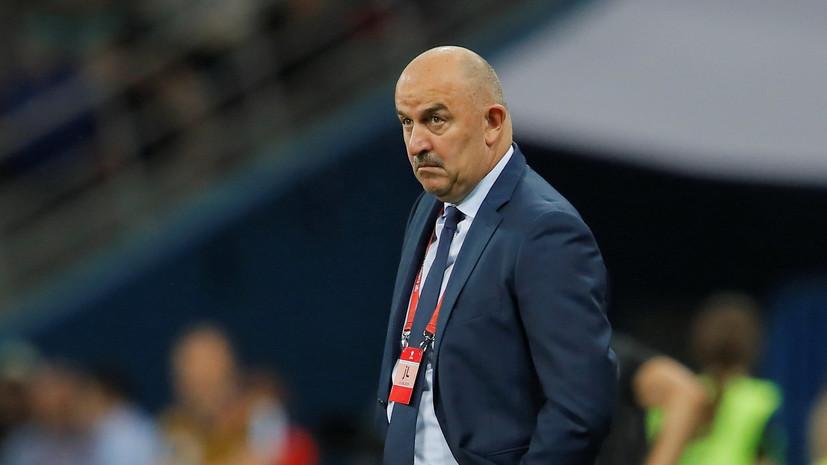 Черчесов оценил работу тренерского штаба сборной России на Евро-2020