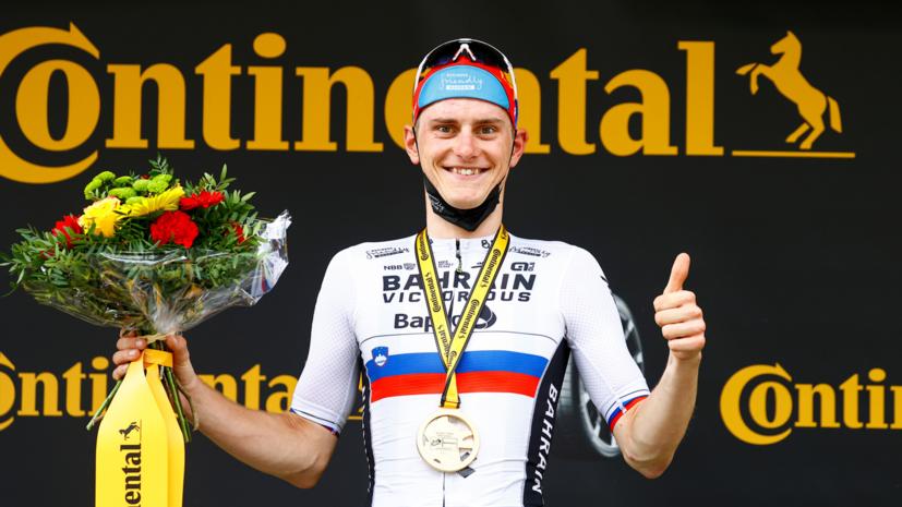 Словенец Мохорич стал победителем седьмого этапа «Тур де Франс»