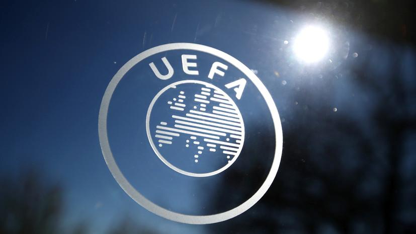 УЕФА переписал мяч Альбы на автогол швейцарского футболиста