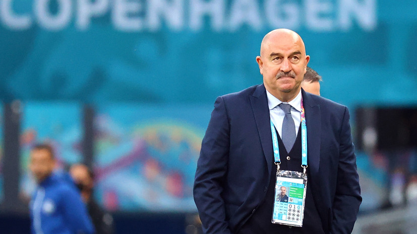 СМИ: Стало известно условие, при котором Черчесов будет уволен из сборной России