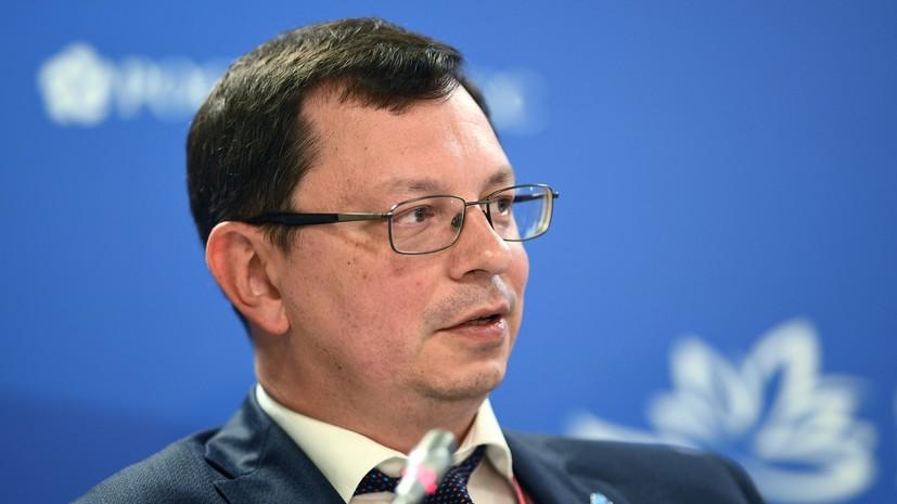 Никита Анисимов стал новым ректором ВШЭ