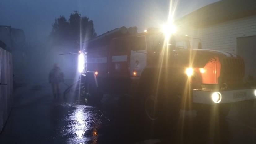 В МЧС заявили, что не будут эвакуировать жителей Ижевска из-за выброса хлора