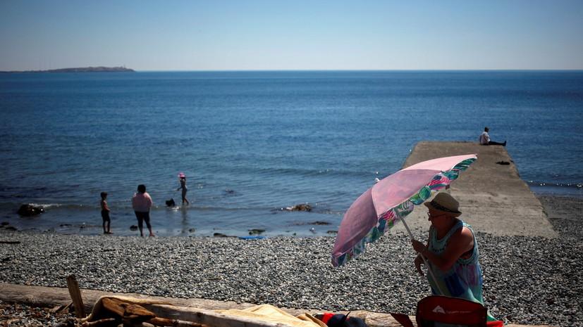 Аномальная жара могла стать причиной смерти более 700 человек в Канаде