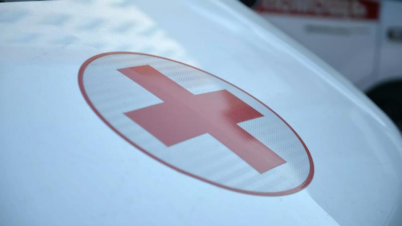 Машина с водителем сорвалась с подъёмника в горах Кабардино-Балкарии
