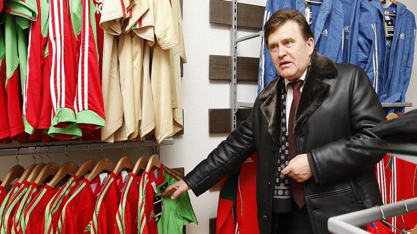 Экс-президент «Локомотива»: украинцы дадут бой англичанам, но соперник сильнее