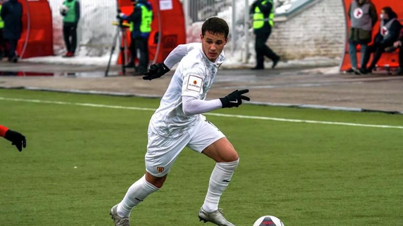 РФС проведёт служебную проверку в отношении футболиста «Алании» Хубулова
