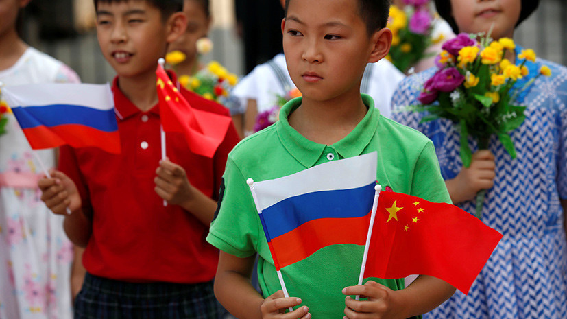 Сотрудничество с КНР и Индией вошло в список нацприоритетов России