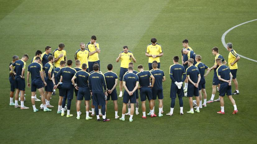 Украина и Англия определились со стартовыми составами на четвертьфинал Евро-2020