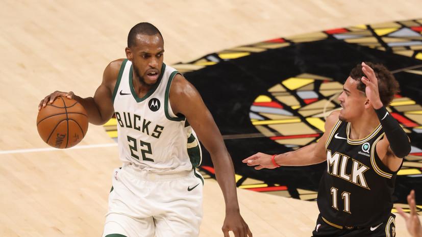 «Милуоки» победил «Атланту» и вышел в финал НБА