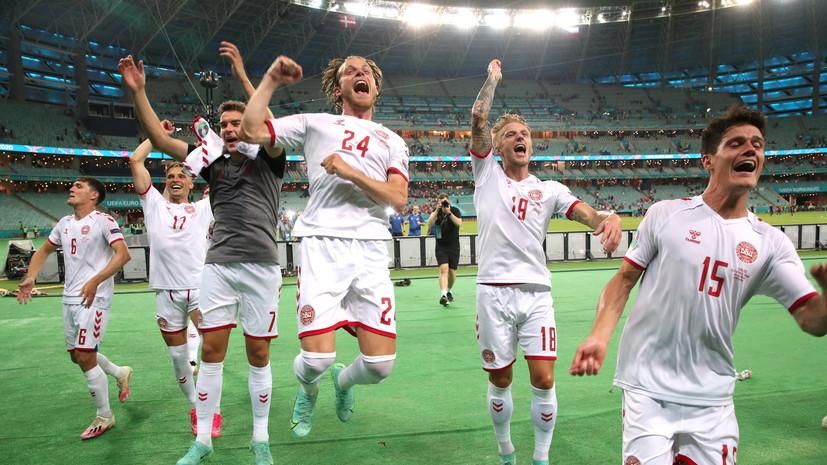 Шмейхель высказался о выходе Дании в полуфинал Евро-2020
