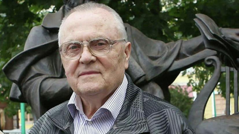 Умер белорусский скульптор Лев Гумилёвский