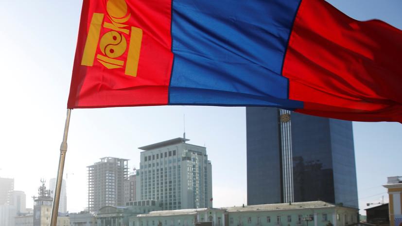 В Монголии открылся международный аэропорт Чингисхан
