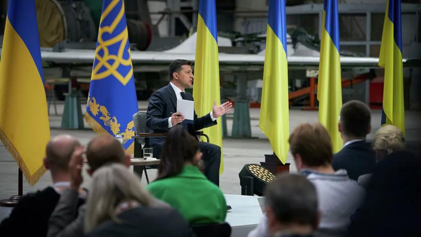Зеленский заявил о скором получении Украиной беспилотников Bayraktar