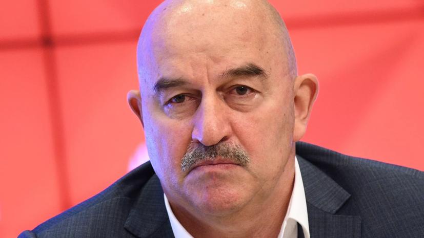 Канчельскис назвал бездарной пресс-конференцию Черчесова по итогам Евро-2020