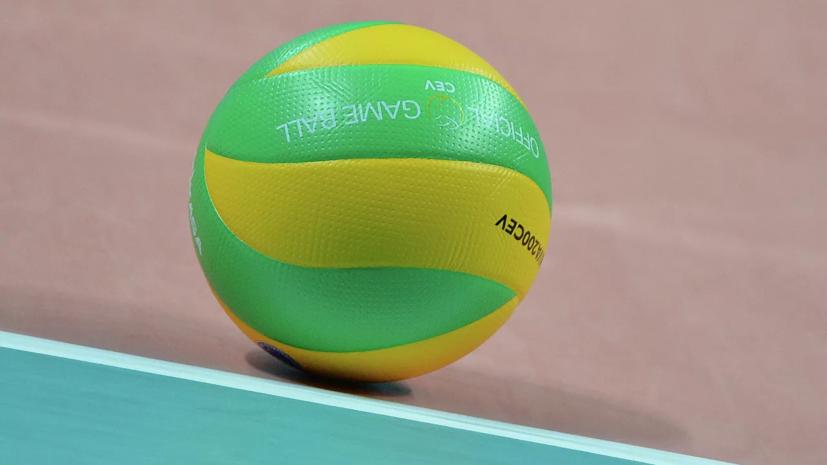 Оглашён итоговый состав мужской сборной России по волейболу на ОИ в Токио
