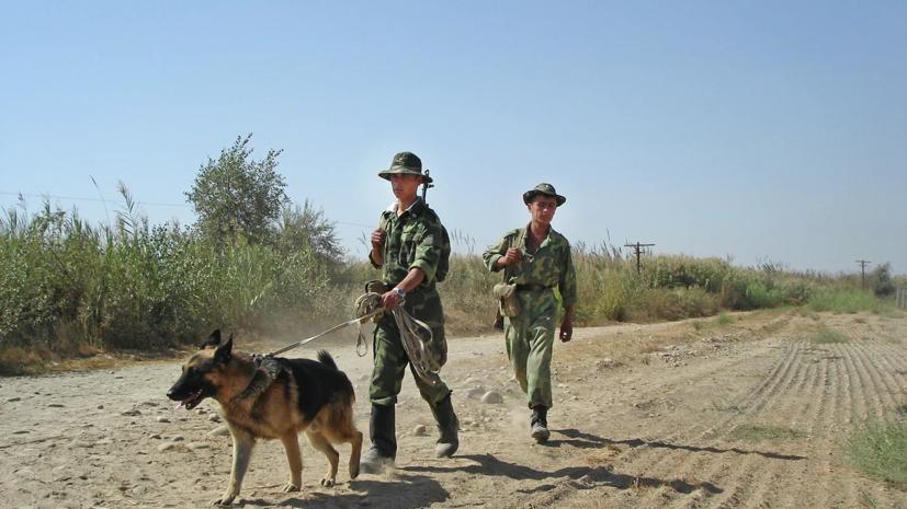 Россия и ОДКБ помогут Таджикистану обеспечить безопасность на границе