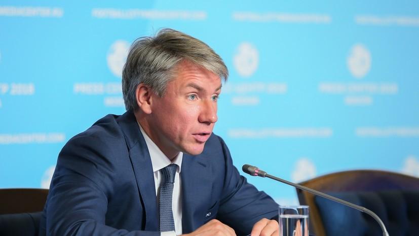 Сорокин рассказал, как в УЕФА оценили проведение матчей Евро-2020 в Петербурге