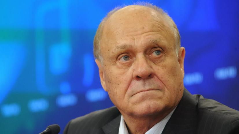 Голикова выразила соболезнования в связи со смертью Меньшова