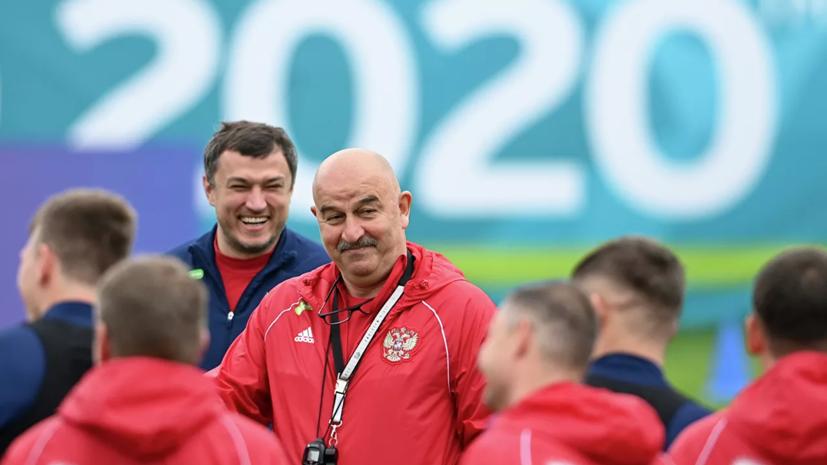 Минспорт проанализирует работу тренерского штаба сборной России на Евро-2020 в ближайшее время